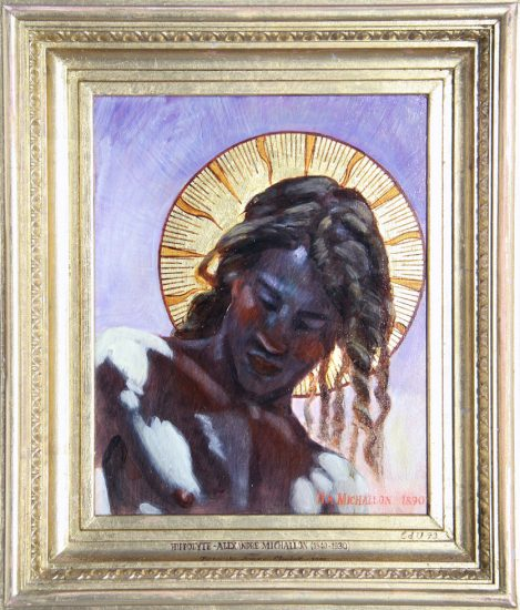 Mark Beard, Hippolyte-Alexandre Michallon, Tete du Jeune Christ