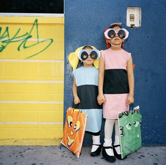Amy Stein, Untitled (Powerpuff Girls)