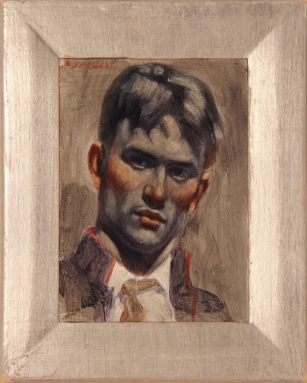 Mark Beard, Bruce Sargeant, Portait of a Soldier