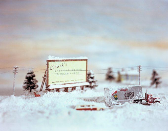 Lori Nix, Snow Storm