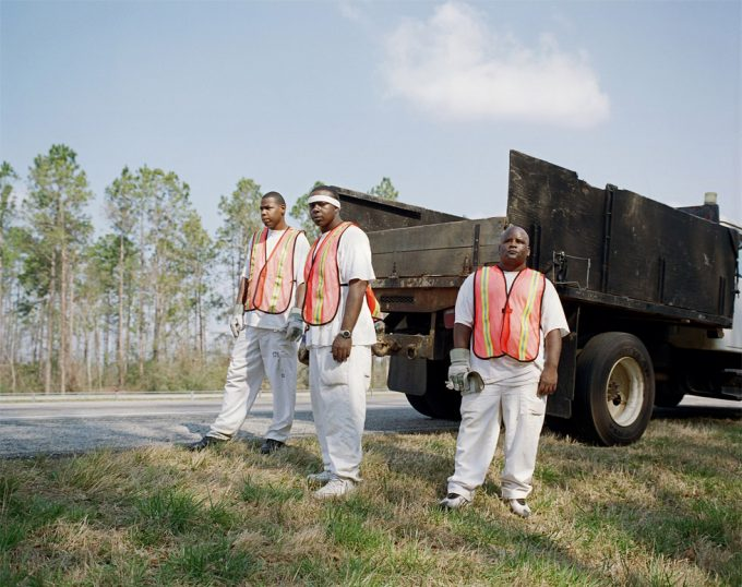 Amy Stein, Three Prisoners, Route 65, Alabama
