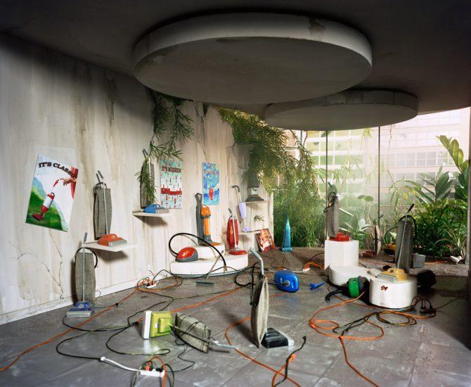 Lori Nix, Vacuum Showroom