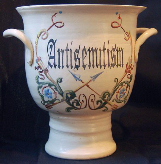 Mark Beard, Antisemitism Vase