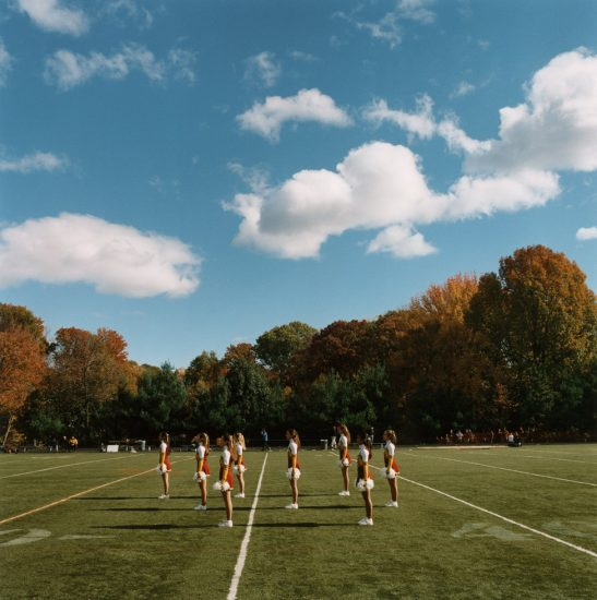 Brian Finke, Untitled (Cheerleading 11)