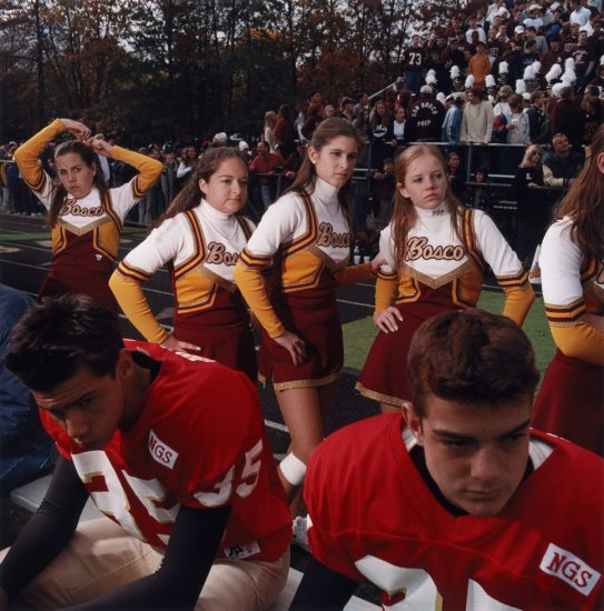 Brian Finke, Untitled (Cheerleading 95)