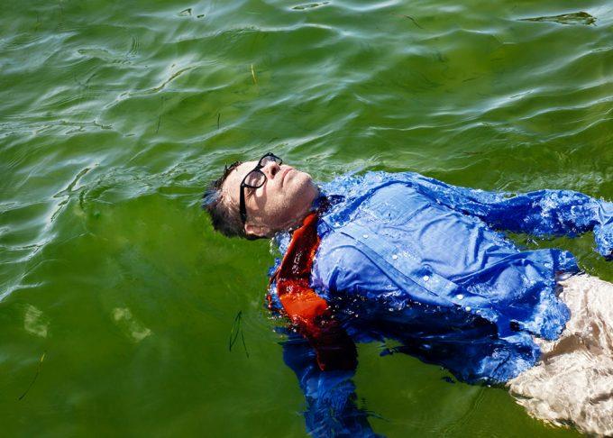 Frank Yamrus, untitled (Float)