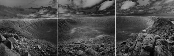 Stan Gaz, Origin 6, 7, 8 (Meteor Crater), Arizona, United States