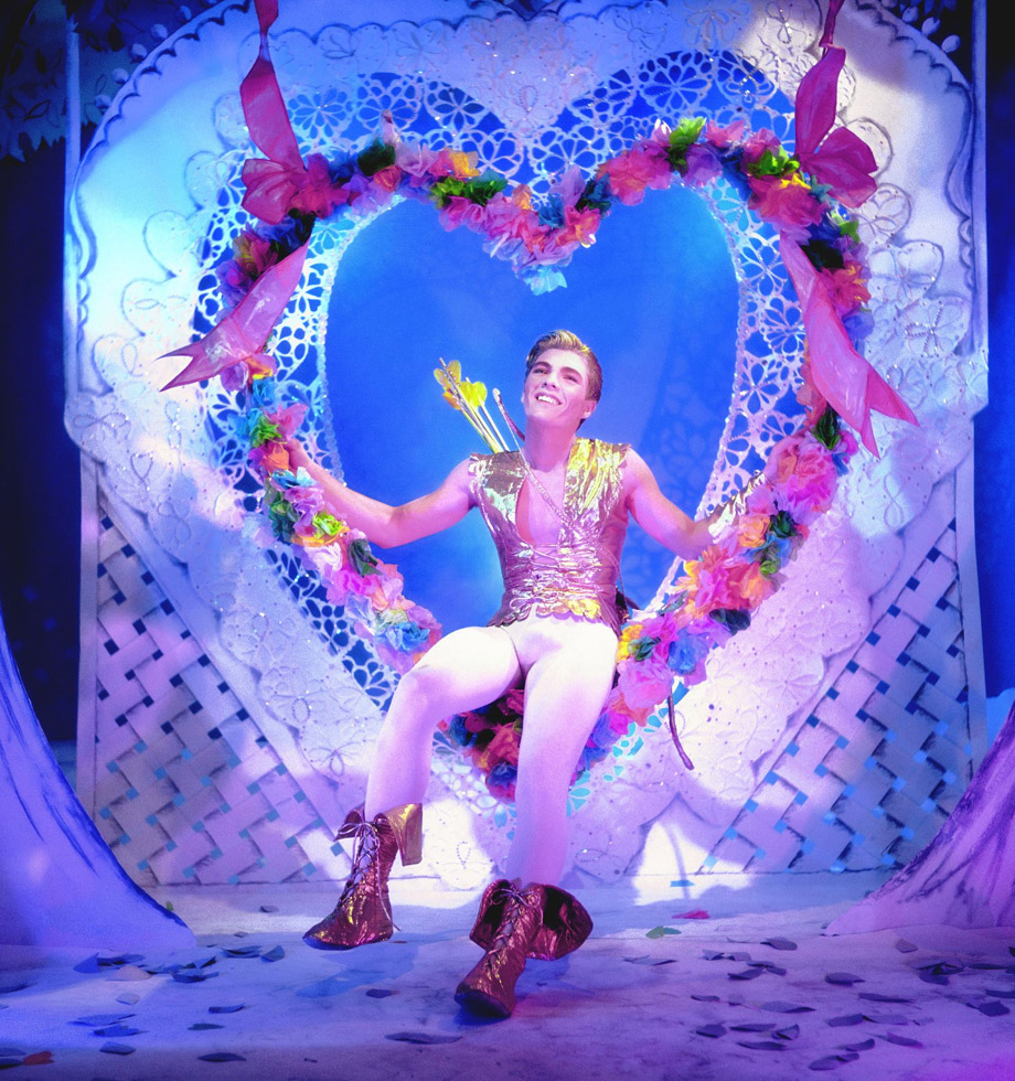 "James Bidgood's photographs are included in ""Summer Camp"" at Schroeder Romero & Shredder"