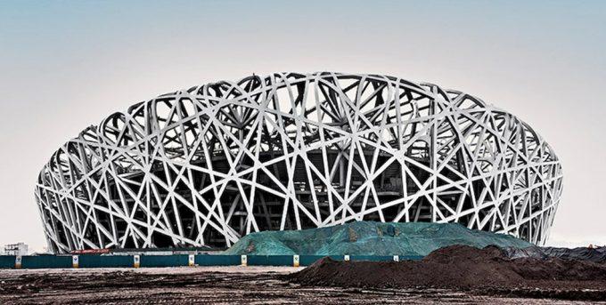 Stephen Wilkes, The Bird's Nest, Beijing, China
