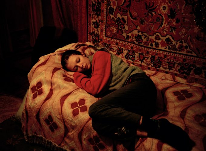 Andrea Diefenbach, Natascha in Bed