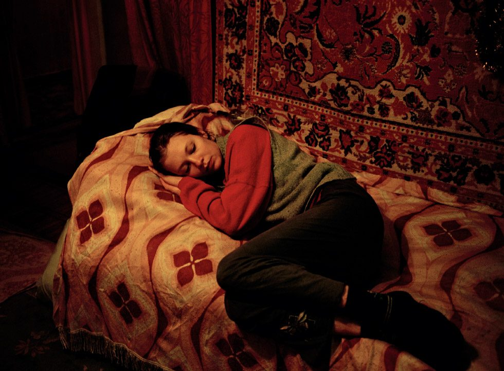 Untitled (Natascha in Bed)