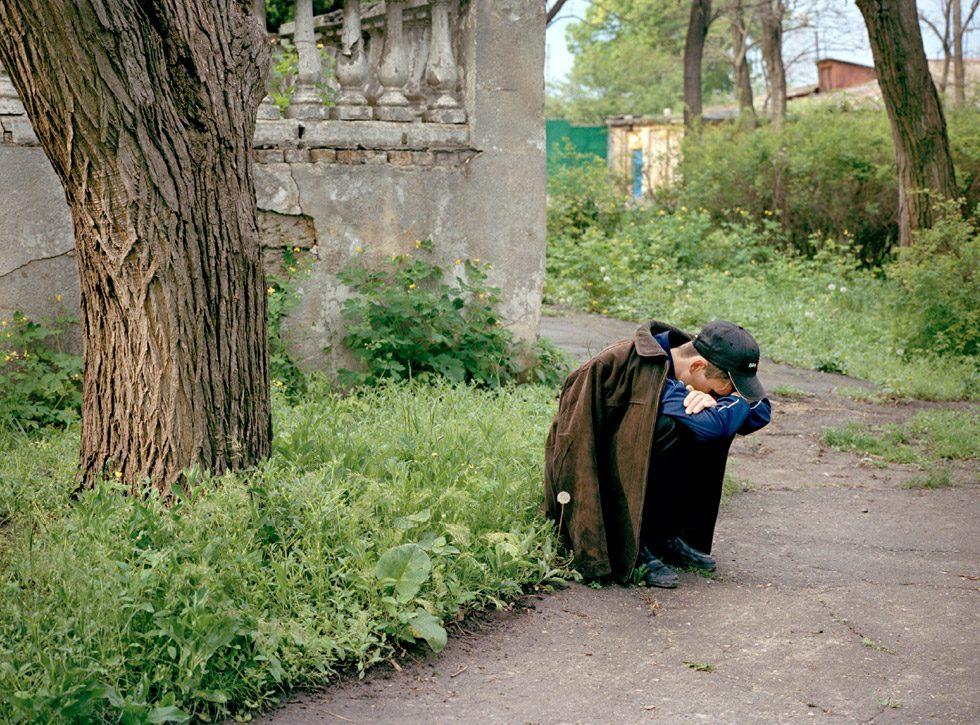 Untitled (Sergej Crouching)