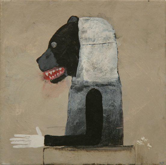 Scott Daniel Ellison, Bear Mask