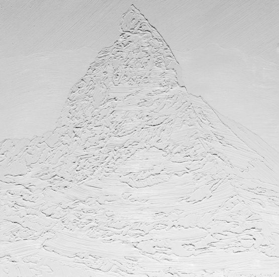 Karen Gunderson, Small White Matterhorn