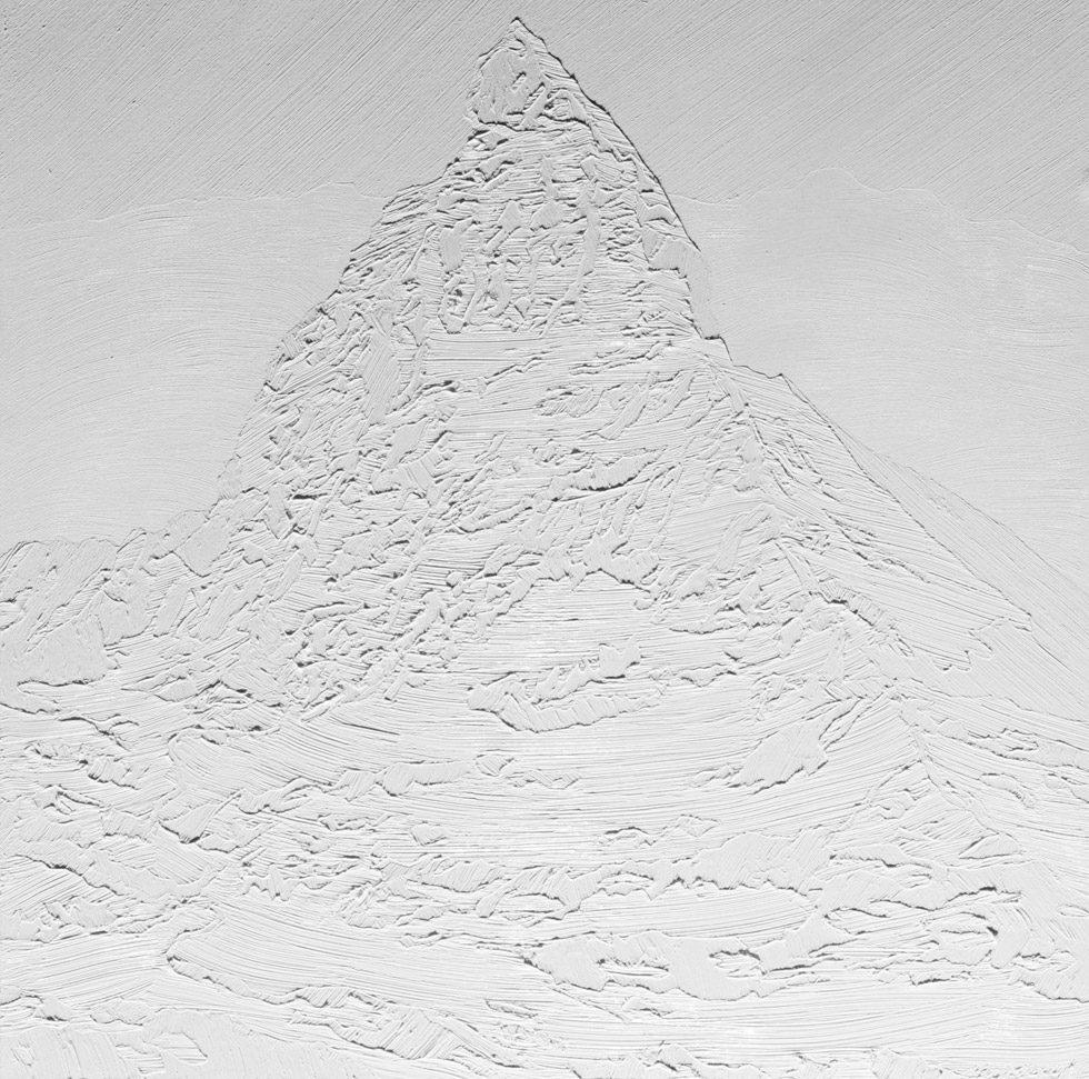 Small White Matterhorn