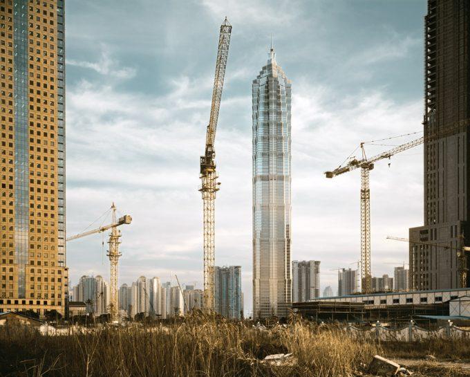 Stephen Wilkes, New Construction