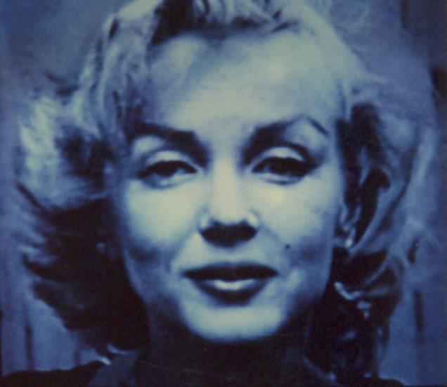 Nancy Burson, Aged Marilyn Monroe