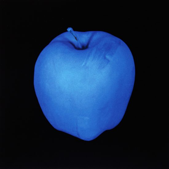 John Baldessari, Millennium Piece (With Blue Apple)