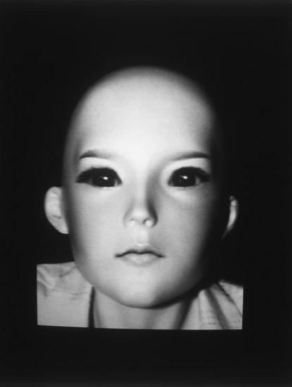 Nancy Burson, Alien Eyes