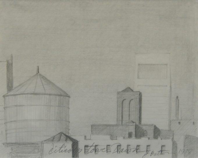 John Button, Citicorp Tower, Dawn