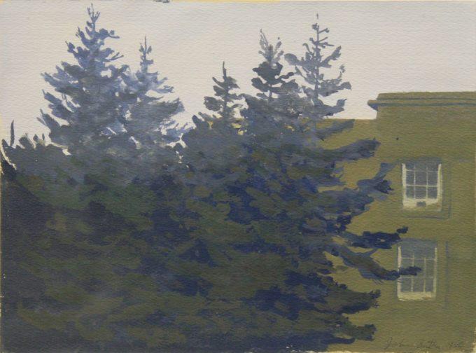 John Button, Swarthmore