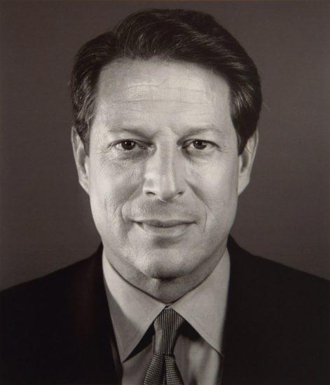 Chuck Close, Al Gore