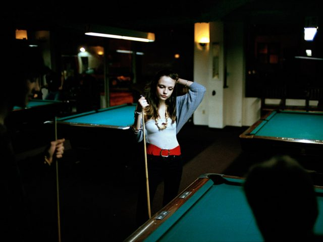 Collin LaFleche, Emily at the Pool Hall