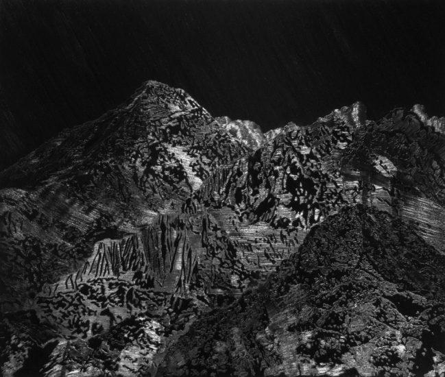 Karen Gunderson, Everest From Kala Patar