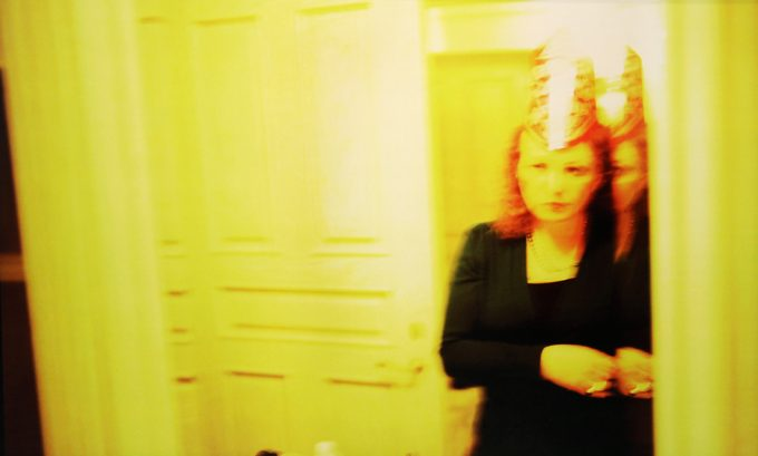 Nan Goldin, Self Portrait Party Hat NewYears