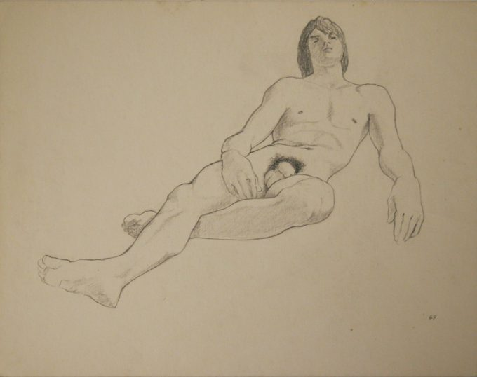 John Button, Untitled #187