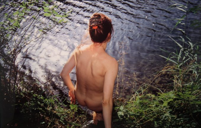 Nan Goldin, Geno By The Lake