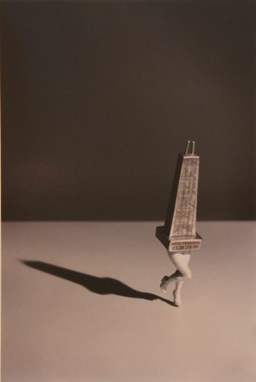 Laurie Simmons, Hancock Building