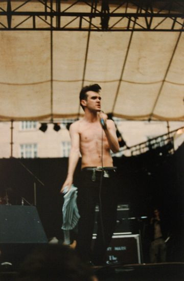 Nick Waplington, The Smiths, County Hall