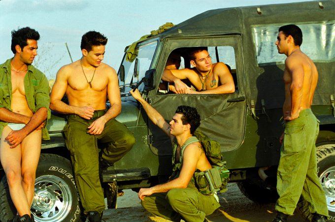 Kobi Israel, Untitled (Soldiers No. 2)
