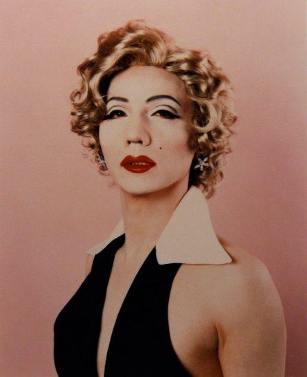 Yasumasa Morimura, Self Portrait at Marilyn