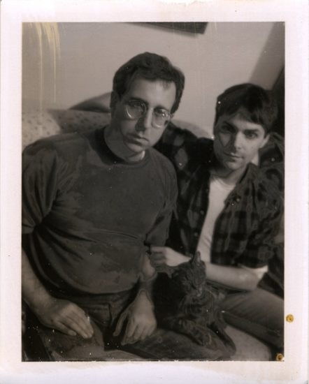 Mark Morrisroe, Bill With Friend (Number 2)