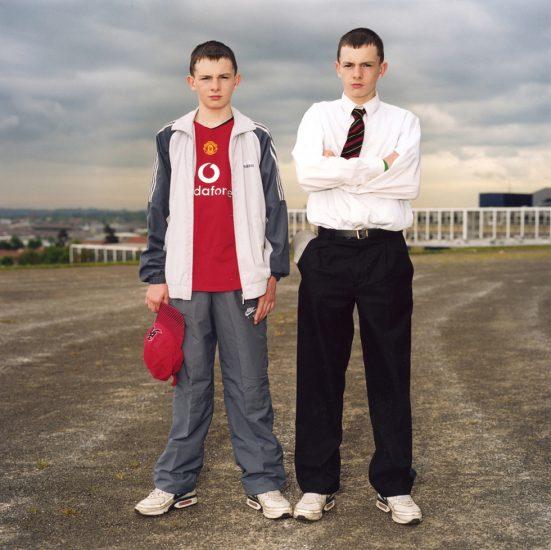 Michelle Sank, Thomas & Sean, Teenagers Belfast