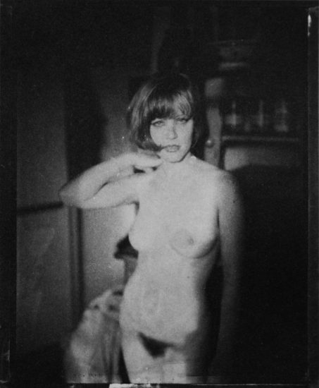 Mark Morrisroe, Untitled (Pat)