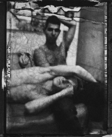 Mark Morrisroe, Untitled (Stephen and Jonathan)