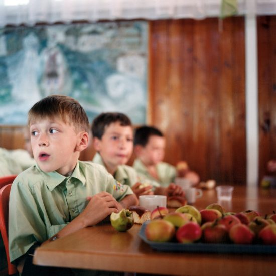 Frank Rothe, Boy With Apples