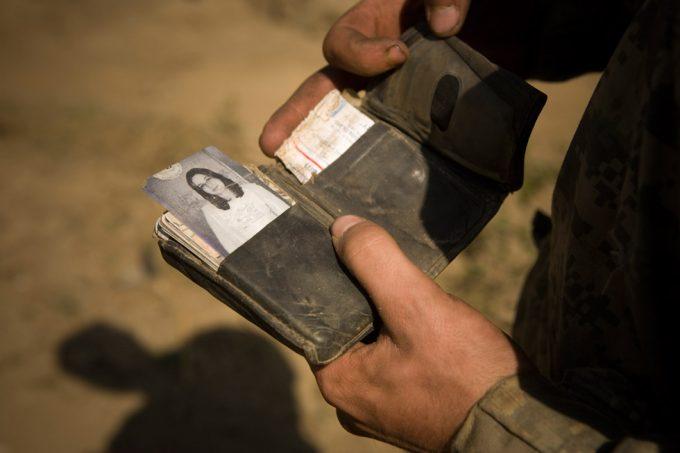 Chad Hunt, Reminder of home, Forward Operating Base, Kamdesh, Afghanistan