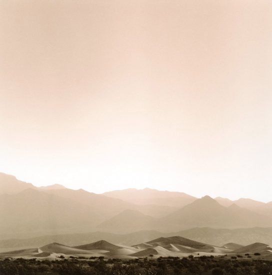 Robert Vizzini, Sunrise 5, Death Valley