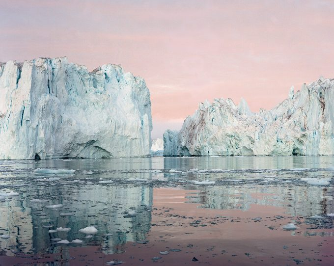 Olaf Otto Becker, Ililissat Icefjord 09