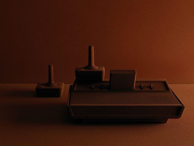 Frédéric Lebain, Untitled (Atari)