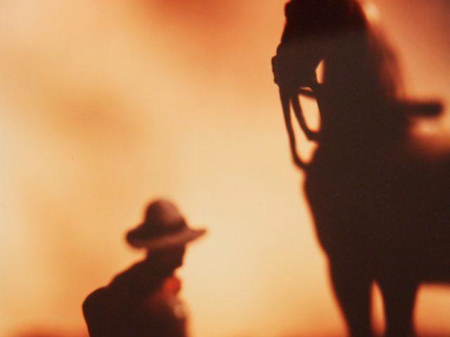 David Levinthal, Untitled, Wild West