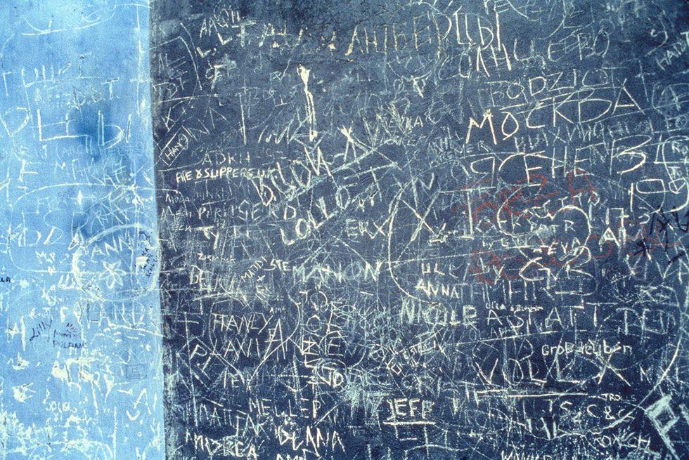 Blue Graffiti, Prague