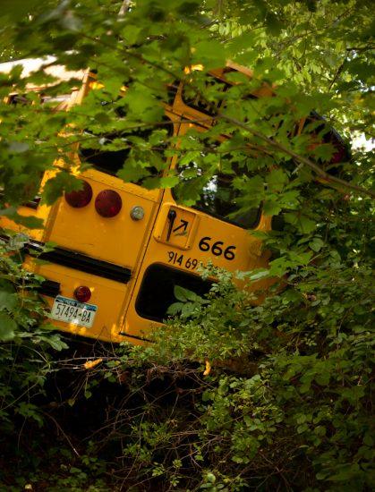 Joshua Lutz, Schoolbus