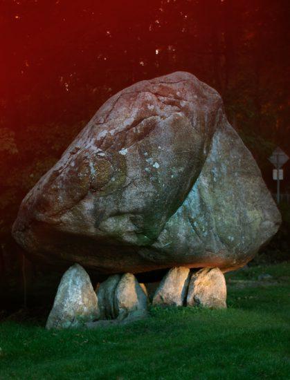 Joshua Lutz, Balancing Rock