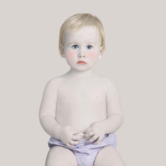 Davina Feinberg, Baby 8