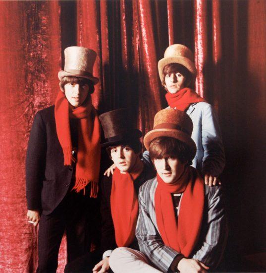 Jerry Schatzberg, Beatles Xmas